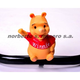 Bocina Plástica Winnie the Pooh